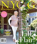 NYC&G (New York Cottages & Gardens) offers an exclusive look at unrivalled apartments, glorious estates, and luscious gardens in New York City, the Gold Coast of Long Island, Westchester County and the Hudson Valley.