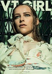 A beautiful womenswear magazine, featuring fashion and new faces from around the world.