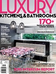 Luxury Kitchens and Bathrooms is an annual publication showcasing only Australia's most prestigious kitchens, bathrooms, products and appliances.