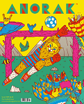 Anorak is the internationally acclaimed happy mag for kids!