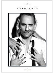 Dutch designer Eric Kuster has become a 'hot celebrity' by designing interiors for famous international restaurants, hotels and clubs, such as Jimmy Woo and Suzy Wong in Amsterdam, but also private (pent)houses for Russian business men, sheiks, soccer players and many many more. Entourage by Eric Kuster targets the discerning cosmopolitan reader covering Kusters alluring interiors alongside high-end fashion, prolific interviews and an adequate dose of Bright Lights, Big City. Each issue features vibrant fashion shoots from top photographers, intimate travel features conceived by high-profile players, captivating interior series and exclusive interviews conducted by Eric Kuster himself.