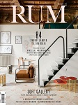 RUM RE.VIEW - RUM is an established brand and point of reference in its own right. A leading authority when it comes to Style, Design and Architecture -  rooted in the Scandinavian way of life and truly international in its scope. 