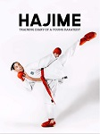 Hajime is a training diary and a guide dedicated to young karateka. The magazine consists of 140 pages, presents his daily training routine in playful as well as educational and interesting form, in which he/she draws, marks out and adjusts his/her training achievements. What makes training diary more interesting is that half of content consists of inspiring articles and illustrations related to subjects as history of karate and rules of sport karate. Diary itself consists of special articles dedicated to adult karatekas and coaches e.g. laterality in sport, regenerative factor in sport, plateau effect or 10.000h rule. We believe, that connection of activity and pasivity, creativity and education can in this particular form deepen relationship of young karatekas to sport they started practising. Hajime is available in four languages.
