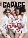 Garage is a new fashion magazine from GarageCCC in Moscow and is led by Dasha Zhukova as Editor in Chief. Dasha is a very well known name in Fashion and Media circles and was formerly Editor in Chief of POP magazine.