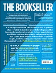 Each week, The Bookseller magazine is the incisive and independent source of business intelligence and analysis for the book trade, producing the Official Top 50 chart and previewing key forthcoming books three months before publication. For publishers, retailers, agents, libraries, national media and festivals, The Bookseller is the trusted primary source for everything that's happening in the industry. For years, The Bookseller's author interviews have profiled many top authors - or those destined to become so, including the then-unknown J K Rowling in 1997