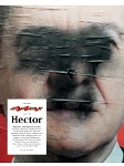 HECTOR is the second periodical published by East London menswear establishment 'Hostem'.  
