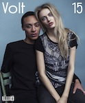 Volt magazine is a creative hybrid that we created to showcase original (specifically commissioned) work from some of the most directional and vital international fashion talents that are fuelling the British scene right now.