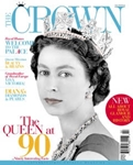 The Crown, published four times a year, is a new high quality glossy magazine presenting the worlds royalty. Each sumptuously produced edition features news, insightful stories and beautiful photography.