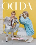 ODDA is a bi-annual boutique fashion magazine that directly connects aspirational readers with the lifestyle of those at the core of the fashion and creative industries through interviews, artwork, illustrations and reviews. 