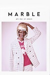 Marble is a new kind of lifestyle and photography magazine available in print and digital formats with 200 pages of purely creative editorial content uninterrupted by advertising. An independent publication that playfully investigates fresh modes of image making with 'girls, boys,art & pleasure'. A colourful, rich odyssey of emotionally charged stories which question what is important in the worlds of fashion, jewellery, music and the arts.