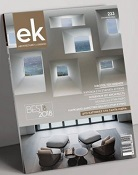 EK magazine is a monthly publication for architecture and design which simultaneously with the annual editions
