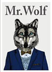 Mr. Wolf has the confidence of aesthetic conviction and the strength