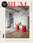 RUM INTERNATIONAL is an established brand and point of reference in its own right. A leading authority when it comes to Style, Design and Architecture -  rooted in the Scandinavian way of life and truly international in its scope.   RUM RE.VIEW is first with Trends and Tendencies, but maintains a distinct focus on Danish as well as international Design Heritage.   Contributors travel the world in search of unique homes with history, style and personality. Each issue features interviews with prominent designers, portraits of true icons and agenda-setting companies.  RUM works with the best and most celebrated photographers, stylists and writers  and the magazine constitutes a UNIQUE AESTHETIC UNIVERSE.
